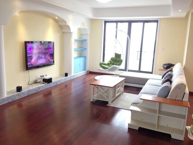 上海崇明地中海岛居低层低密度养生公寓 - Shanghai