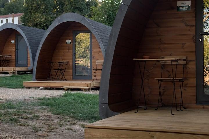 Cabana do castanheiro