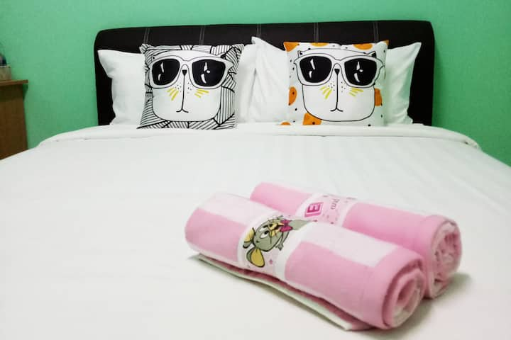 ACACIA GUESTHOUSE IPOH @ FAMILY SUITE