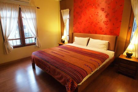 Plumeria Home; Double Bedroom 1 - Chiang Mai