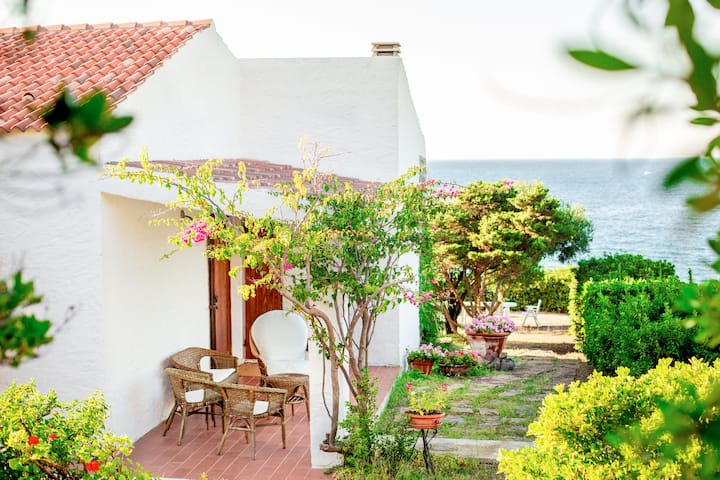 Villetta sul Mare a Punta Tramontana - Castelsardo