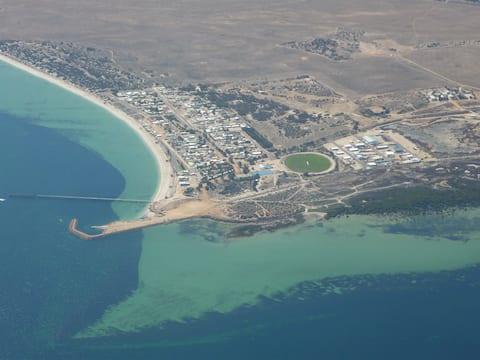 'The Jewel of the Bay' beach-house.