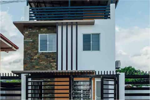 Brand New Vacation Home- 4BR/3B Fully Aircon House