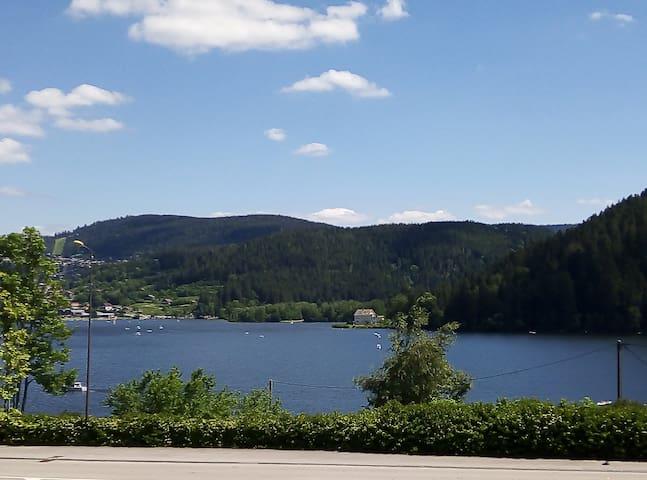Nouveau loft à moins de 100m du lac classé 2 *