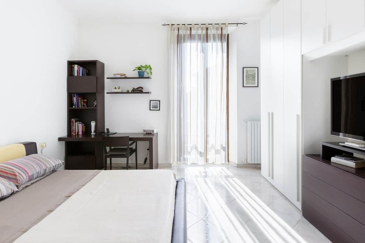Grazioso appartamento sui Navigli in stabile d'epoca