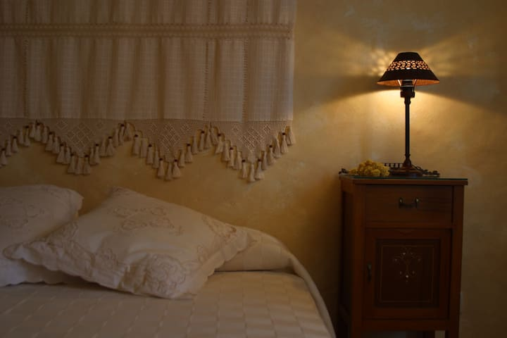 Pi Sol: A room between vineyards - Sant Jaume dels Domenys - Villa