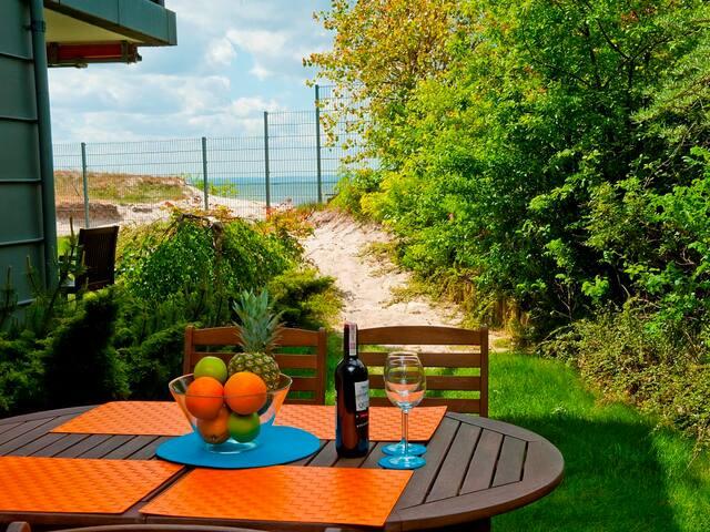 Bajeczny apartament 5m od plaży M3