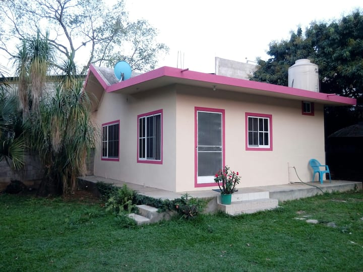 Country House, Tamasopo, San Luis Potosi, Mexico.