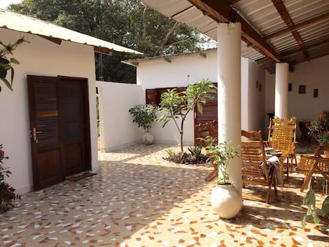 La Téranga Lodge en Casamance