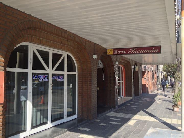 Nuevo hostel Tucumán