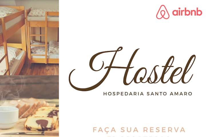Hostel Santo Amaro da Purificação - BA