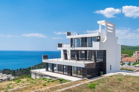 Villa Karizma 6 bedroom in Krimovica, Montenegro