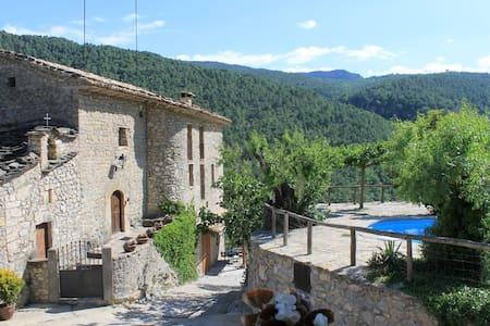 Casa rural de lujo by Somrurals. - Isona