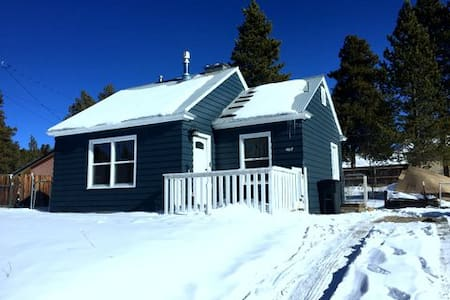 Cozy 1 BR/1BA tons of entertainment - Leadville - Ház
