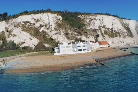 Stunning, famous seaside location - St Margarets Bay - 独立屋