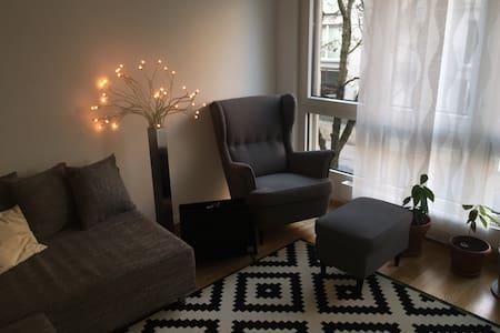 Familienfreundliche Wohnung mitten im Leben - Bern