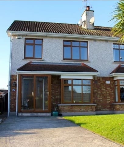 Modern Semi-D home in Carrigaline - Carrigaline - Casa