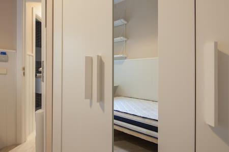 4 bedroom renewed apart fantastic neighborhood 1C1 - Madrid - Appartamento