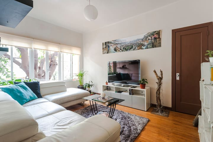 Trendy and cozy apartment at Condesa´s heart