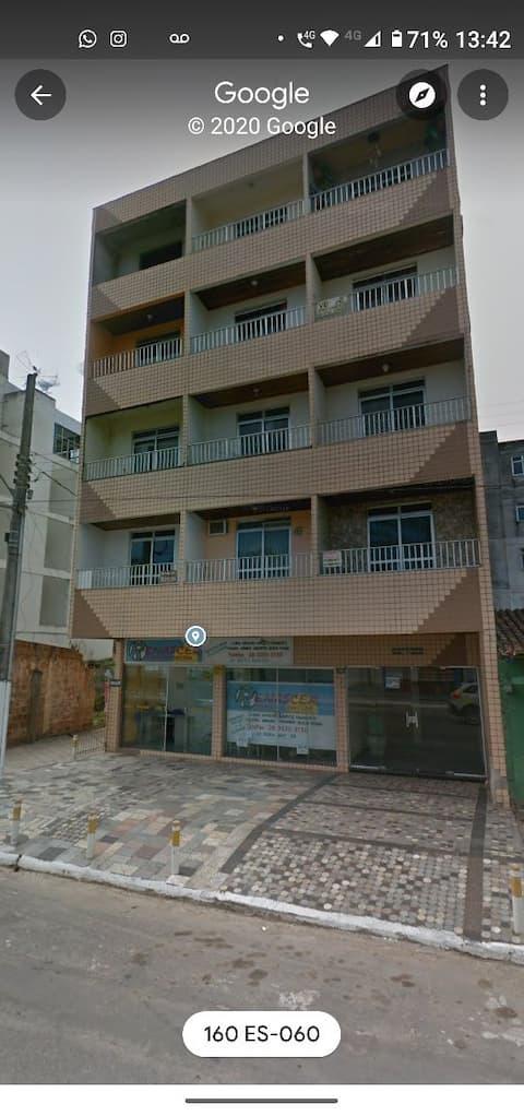 Apartamento Piúma em frente a praia