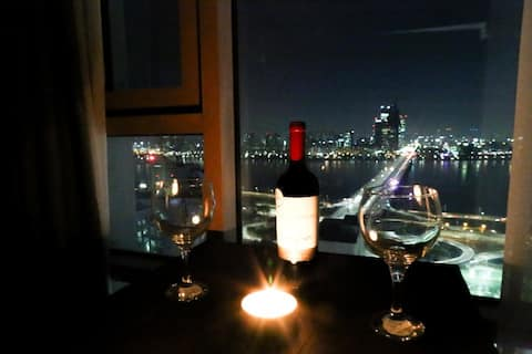 1. HH's house #Han river view #Mapo St. 1min #Cozy