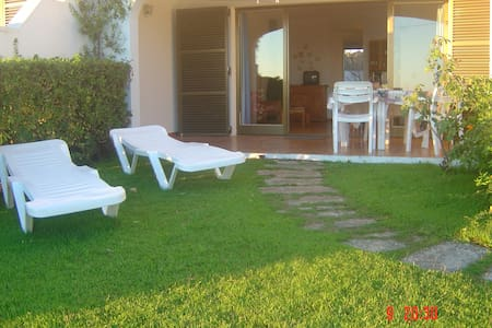 Apartamento Playa Son Bou, Familiar/Piscina/vistas - Son Bou
