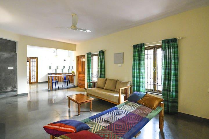 Relaxing villa with rustic charm - Borim - Villa