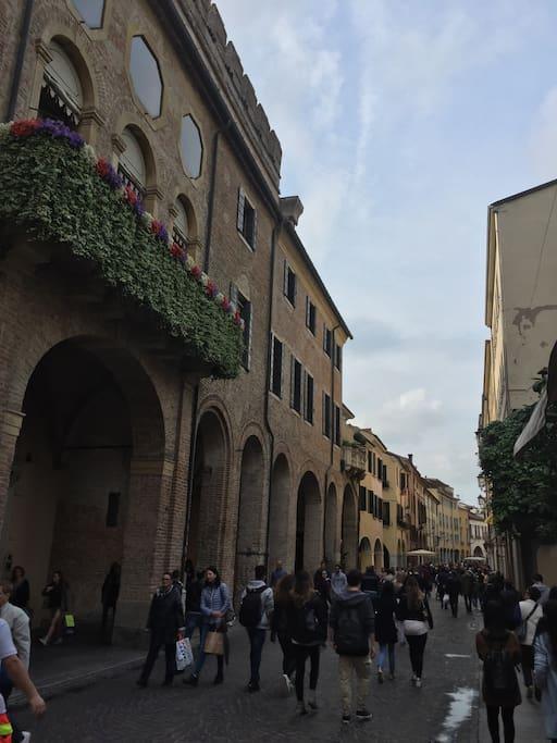 La mia Padova