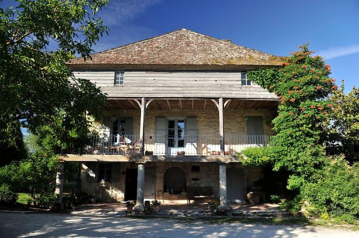 Moulin de Labique chambres d'hôtes - Villeréal - Guesthouse