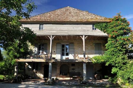 Moulin de Labique chambres d'hôtes - Villeréal - Gæstehus