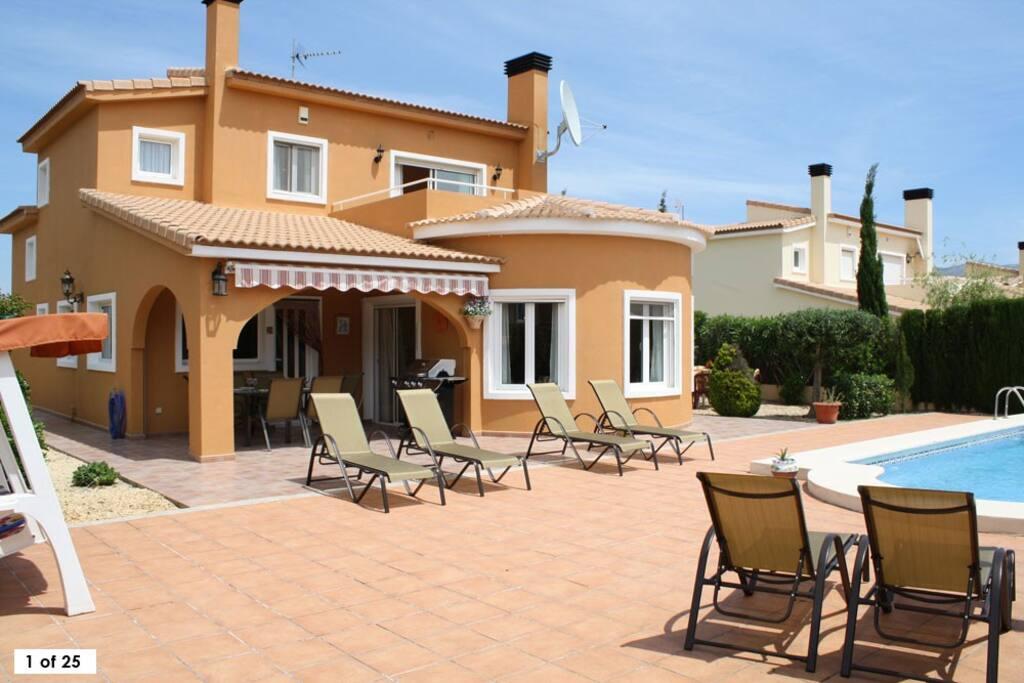Casa marie claire ville in affitto a bolerias comunidad valenciana spagna - Marie claire casa ...