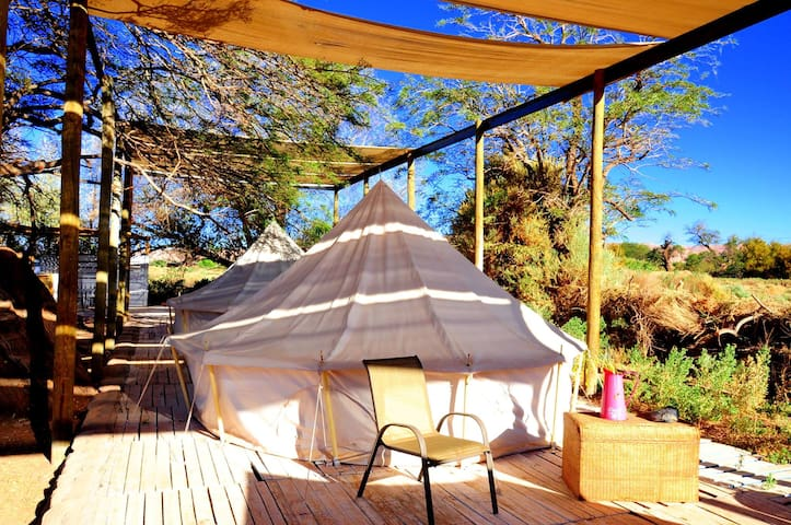 Atacama Glamp - 聖佩德羅德阿塔卡馬(San Pedro de Atacama) - 帳篷