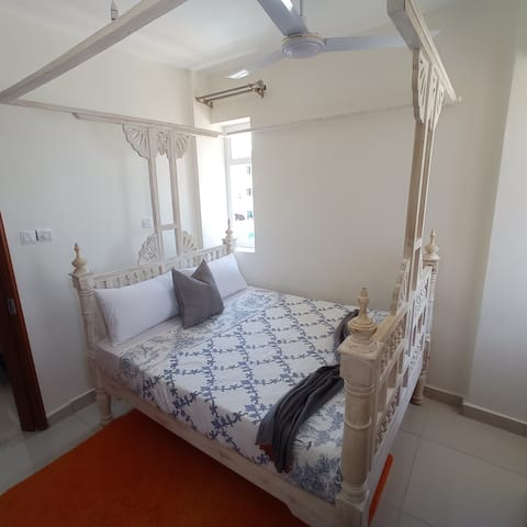 Quiet & comfortable 1 B/room APT | Nyali cinemax
