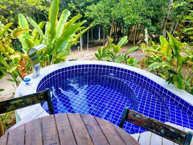 Suíte Superior Luxo com piscina privativa