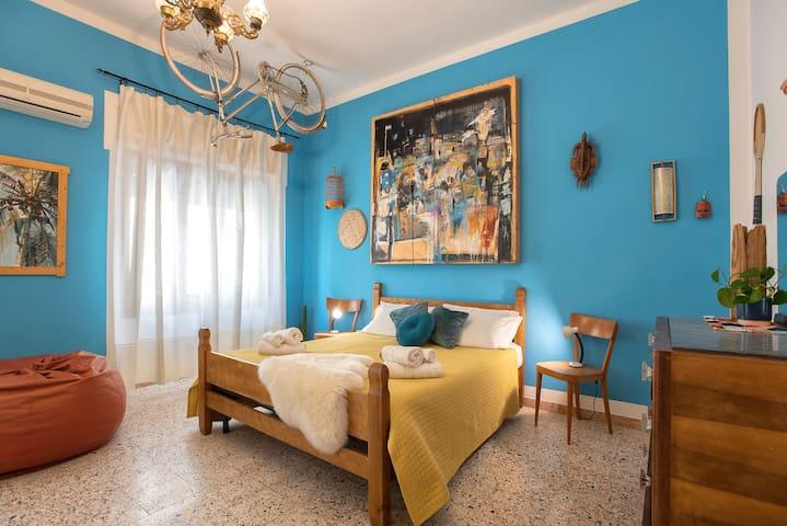 Boipeba Guest House -Blue Room