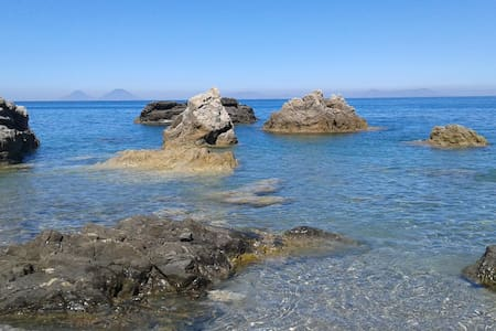 Charming residence by the seaside - Capo D'orlando - 別荘