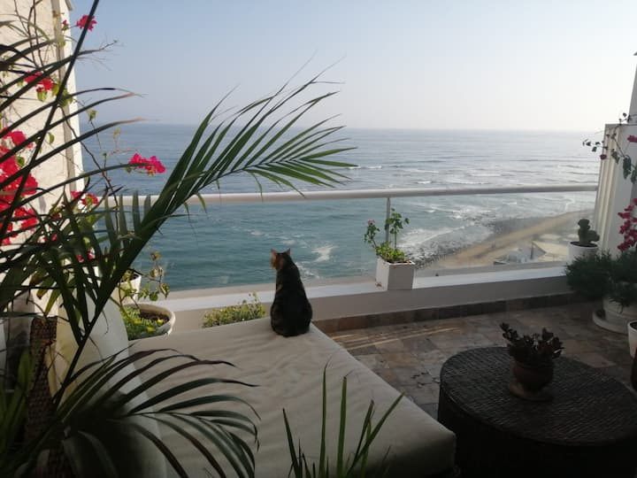 Duplex de lujo en Playa Caballeros