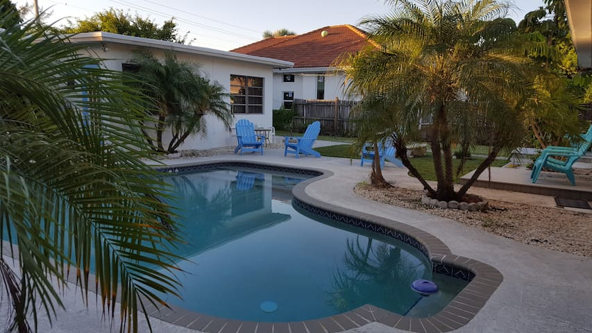 Bimini Breeze House 1 - pool- beach