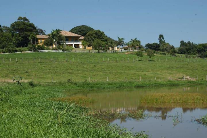 Fazenda Santa Maria - Campinas - Cabane
