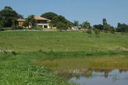 Fazenda Santa Maria - แคมปินัส - กระท่อม