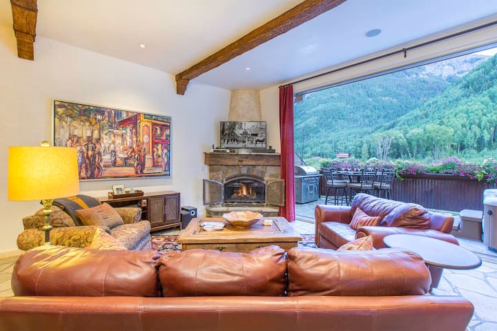 Rivercrown - Luxury Townhome 2.5 Blks to Gondola - Telluride - House