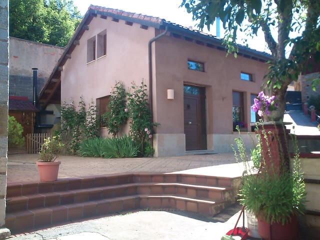 Bonita Casa Rural Montaña Leonesa - La Pola de Gordón - Rumah