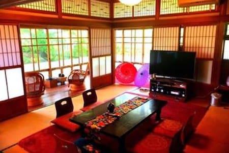 100yrs Old House Satoya