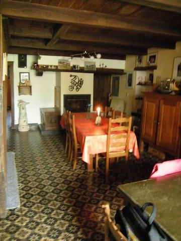 Laiche, loue ma maison privée 12 Jo - 6824 Chassepierre - Florenville - Дом