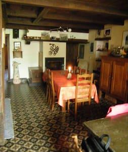 Laiche, loue ma maison privée 12 Jo - 6824 Chassepierre - Florenville