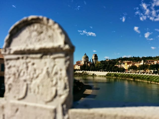 On the river, you can feel at home - Verona - Byt