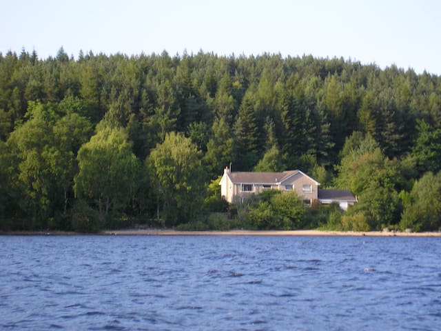Lochside Retreat - Rannoch, Highland Perthshire - Pitlochry - 一軒家