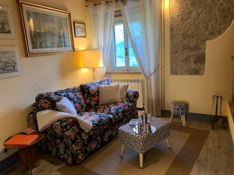 Casa Emma Maison de vacances avec piscine et cheminée