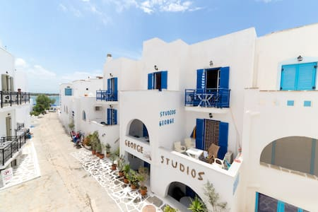George Studios,20 metres from sea - Naxos