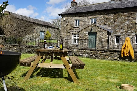 East Catholes Farmhouse - Sedbergh - Haus